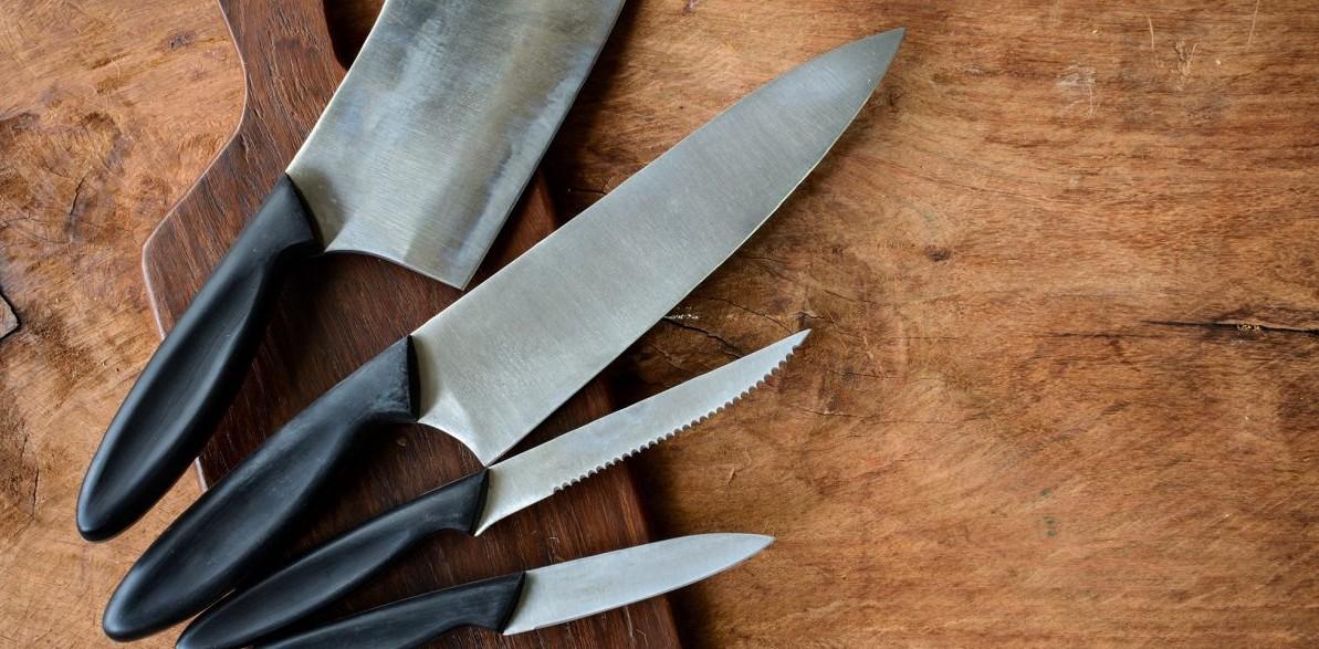Assortiment de couteaux : ustensile incontournable en cuisine