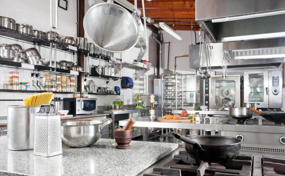 Qu'est-ce qu'une cuisine professionnelle ?