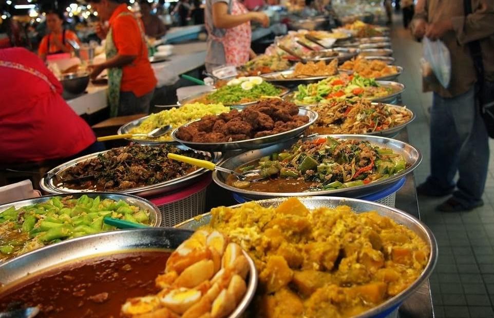 Le meilleur de la cuisine thaïlandaise